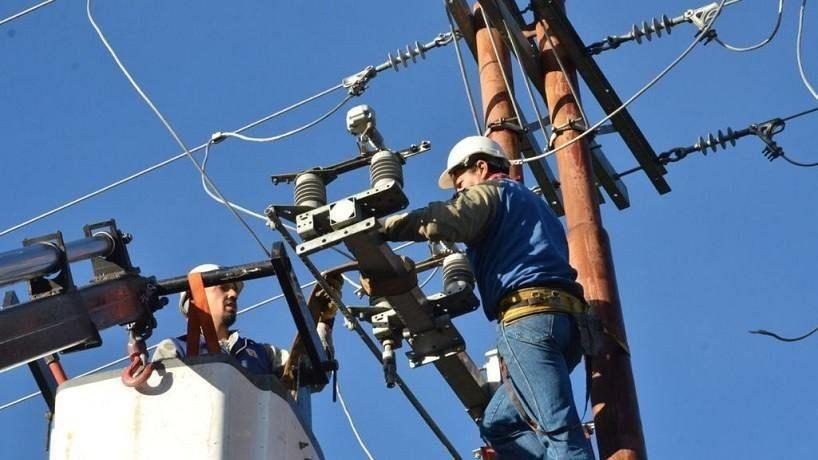 Por tareas de mantenimiento e inversión, la empresa distribuidora de electricidad programó cortes