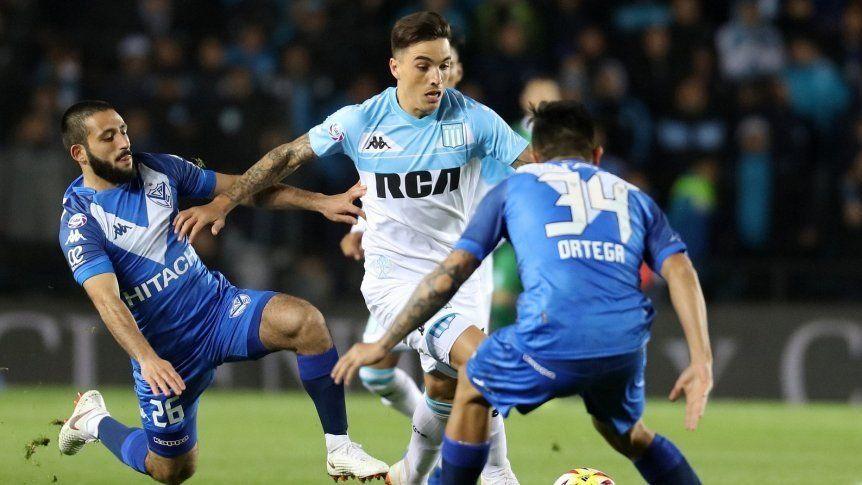 Saravia, convocado a la Selección