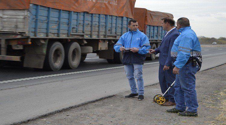Analizan las causas de accidentes de tránsito en las rutas
