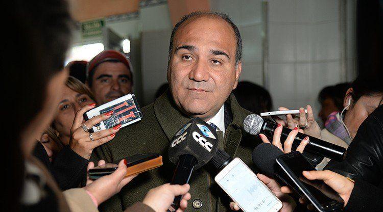 """""""Siempre estamos para sumar, dijo Manzur luego del mensaje de Macri"""