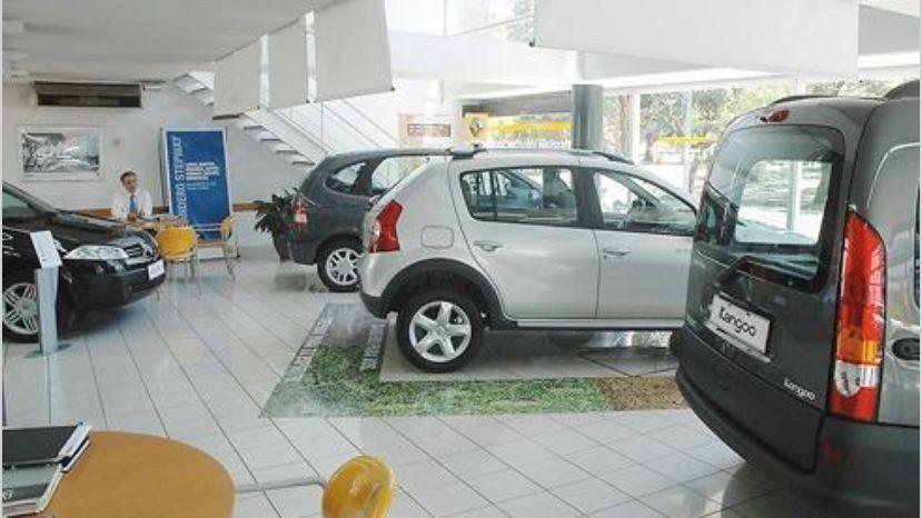 La situación económica también impacta en el sector automotor
