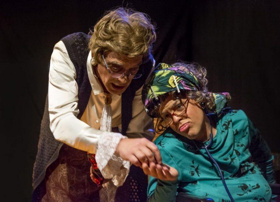 Se estrena Lombrices en el Teatro Alberdi