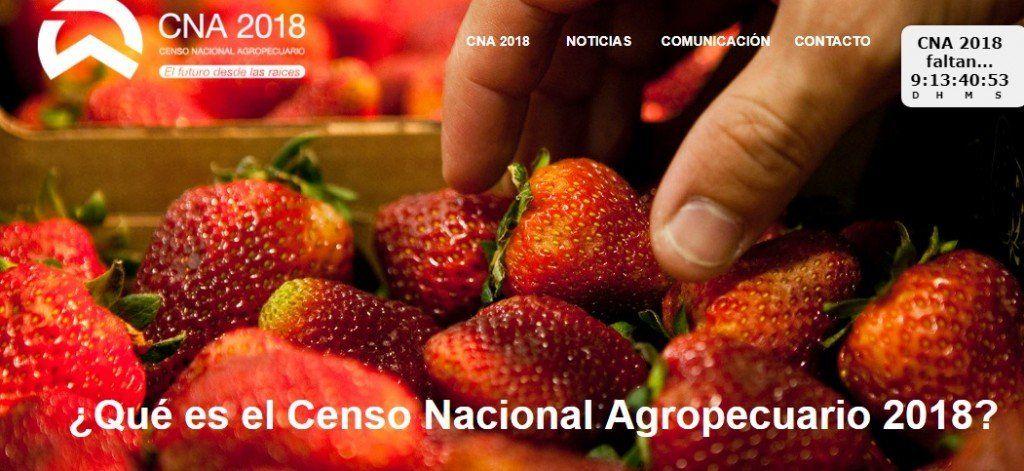 Realizarán un censo agropecuario que brindará datos actualizados del campo