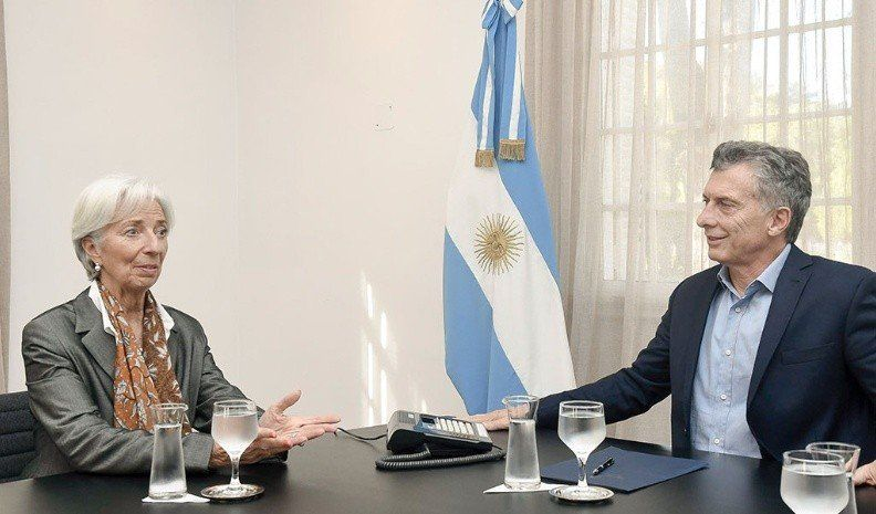 Un fiscal imputa al presidente Macri por el acuerdo con el FMI