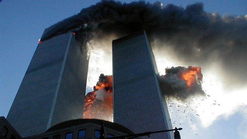 Publicaron un video con planos nunca vistos del atentado a las Torres Gemelas