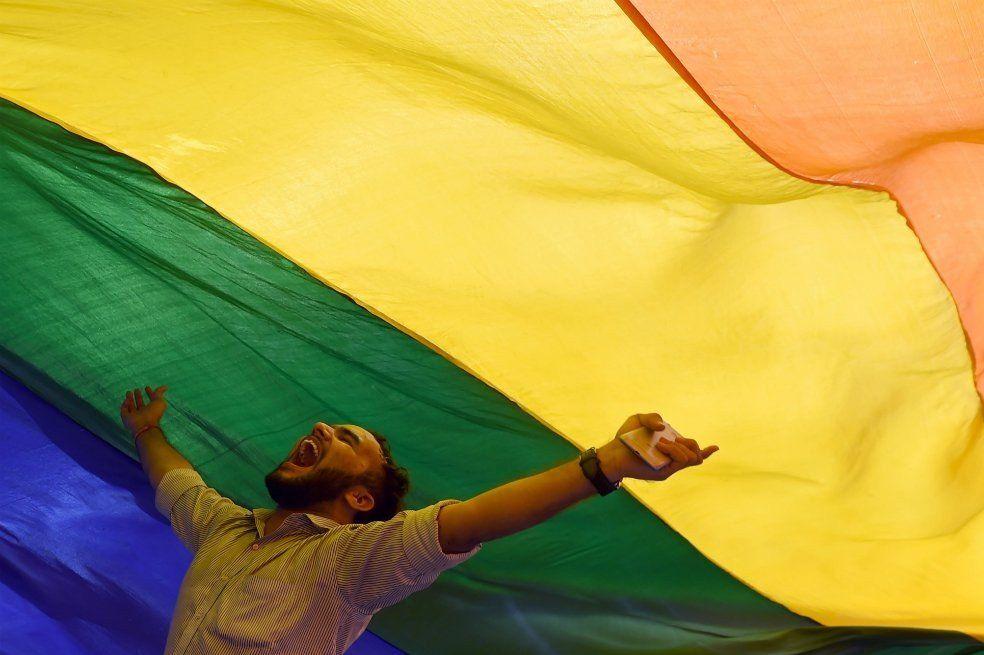 India despenalizó la homosexualidad después de más de 150 años