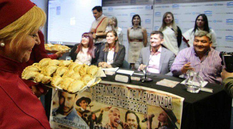 Famaillá abre sus puertas para la Fiesta Nacional de la Empanada