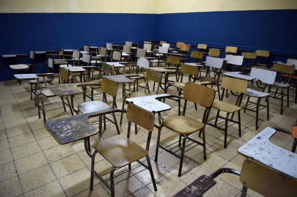 Docentes de escuelas públicas se uniran al paro de la próxima semana