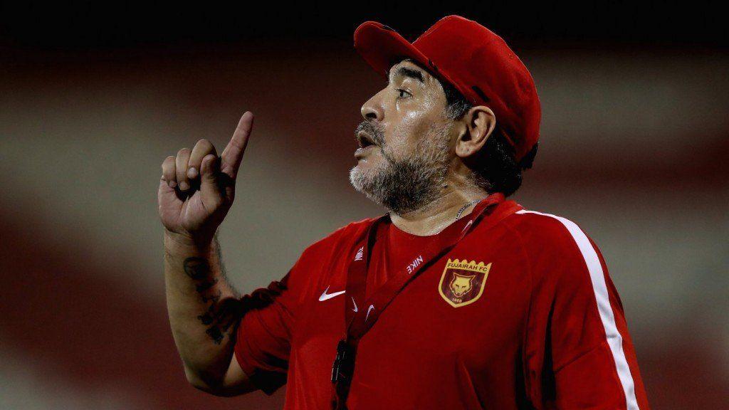 Maradona dirigirá en México