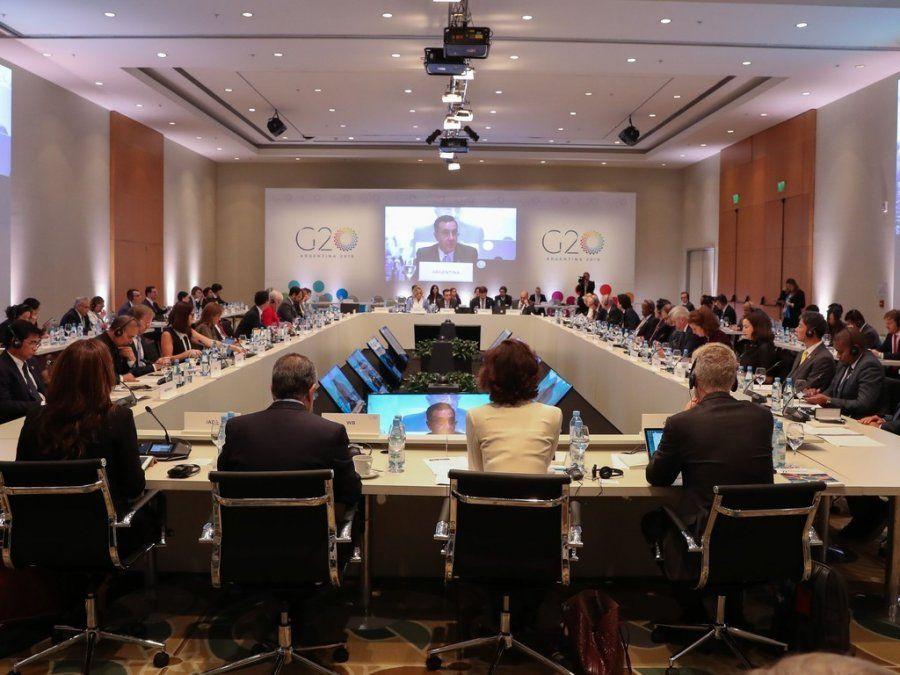 Los ministros de Educación y Trabajo del G20 debatieron sobre el mercado laboral del futuro