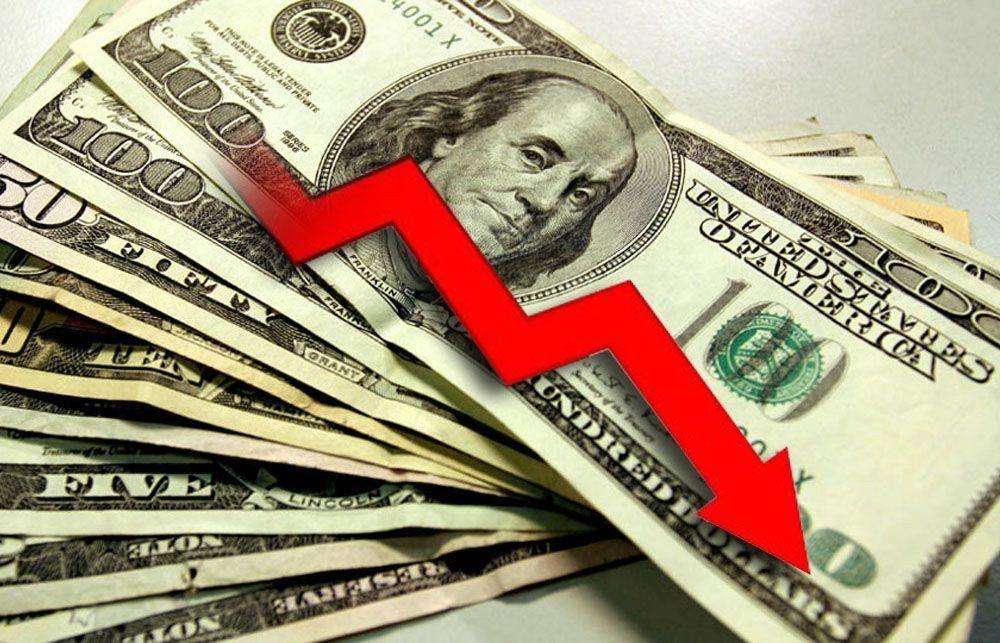 El dólar bajó un 5% en los últimos tres días