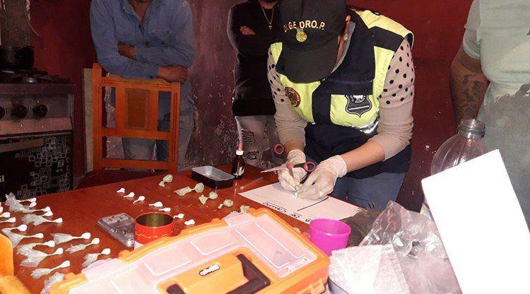 Secuestraron armas, municiones y estupefacientes en el sur tucumano