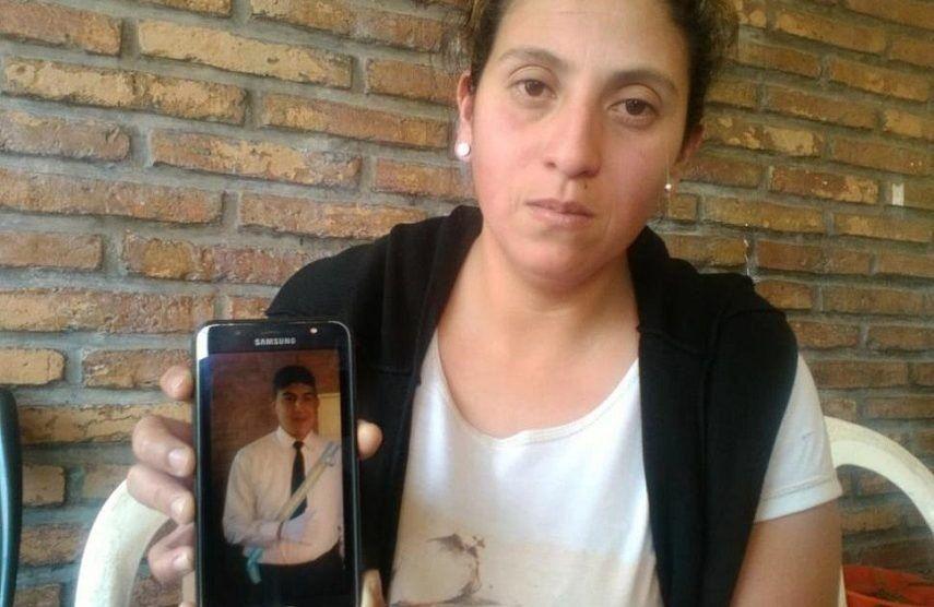 Delincuentes mataron a un adolescente durante una persecución