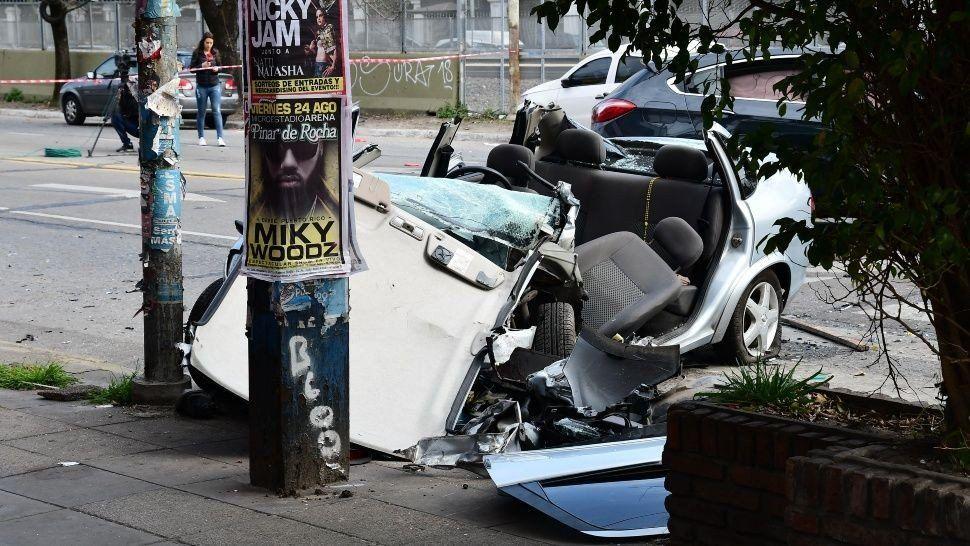 En Argentina se produce un choque cada 24 segundos