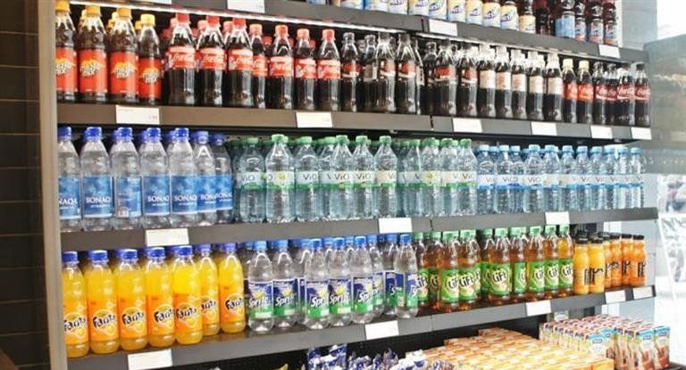 Se desplomó la producción de bebidas en julio un 9% interanual