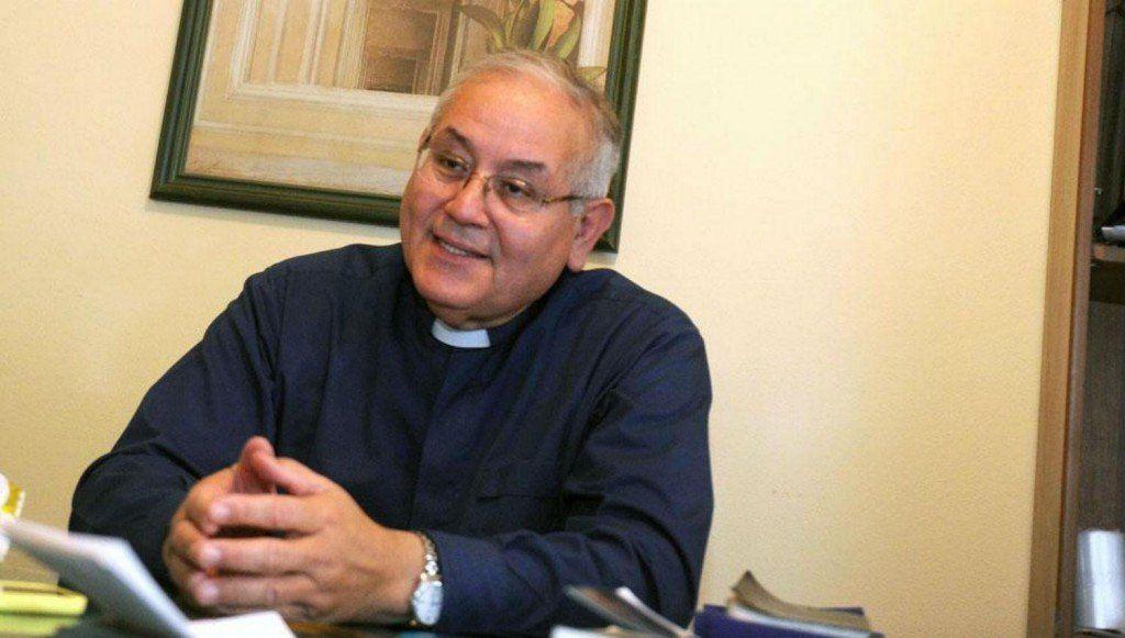 Monseñor Melitón Chávez recibió el alta médica