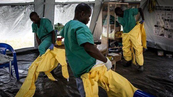 El brote de ébola en el Congo suma 58 muertos de 98 casos confirmados