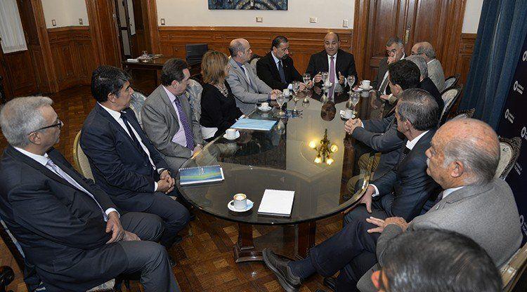 """""""No queremos que Nación transfiera el déficit fiscal a las provincias"""""""