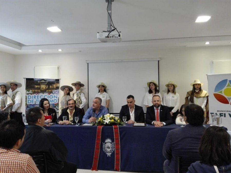 Presentaron formalmente la nueva edición del Festival Nacional del Limón