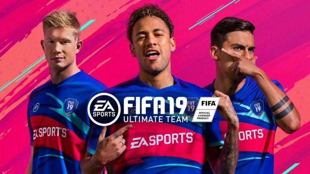 Las figuras del FIFA 19 protestaron contra sus puntajes