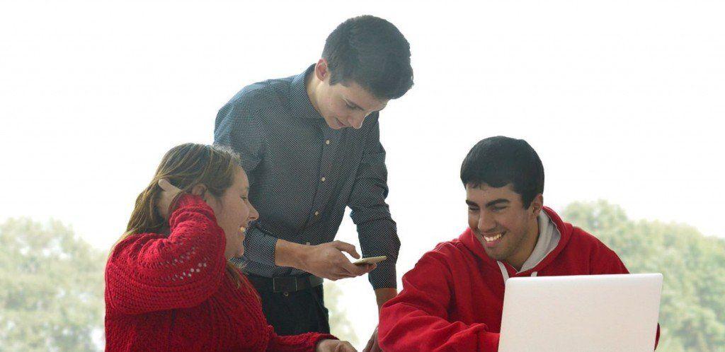 Un argentino creó una app para personas con discapacidad visual