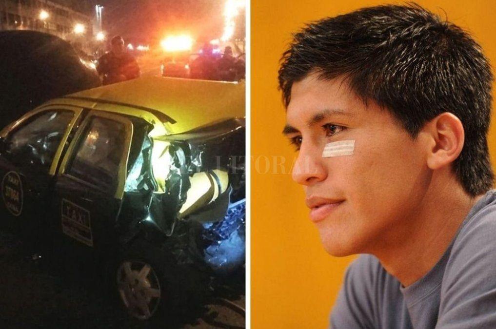Nahuel Zárate se negó a declarar por el choque en el que mató a dos personas