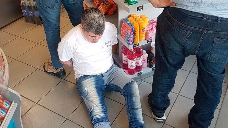 Detuvieron a un ex jefe de la barra de Newells por crimen narco