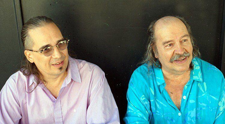 Litto Nebbia y el tucumano Leopoldo Deza presentan su nuevo disco en la provincia
