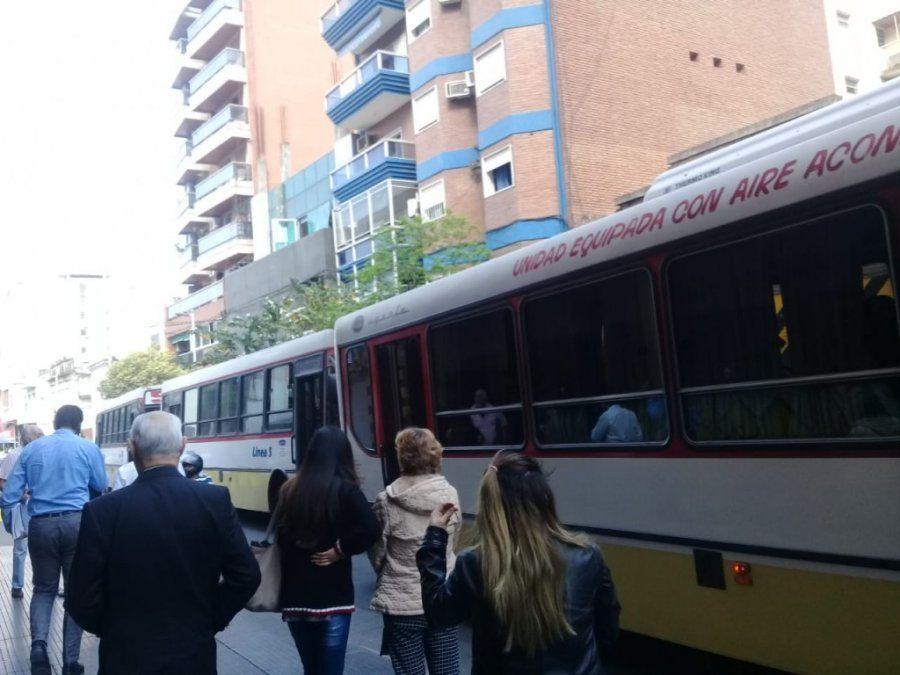 AETAT tratará de destrabar el conflicto con UTA en el transcurso de la jornada