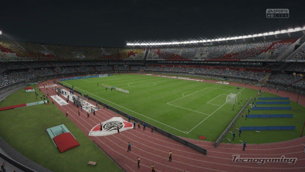 El Monumental será el único estadio argentino en el FIFA 19