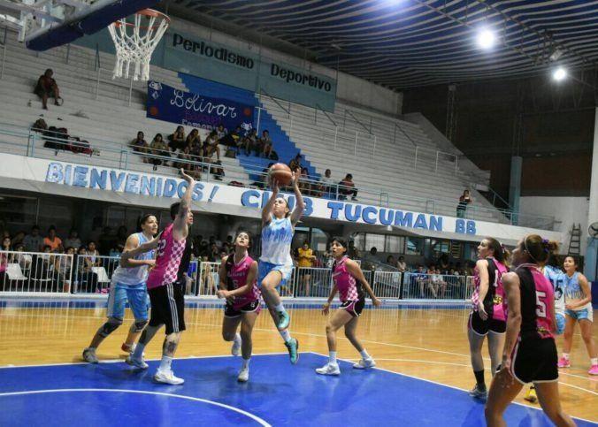 Tres equipos tucumanos disputarán el Torneo Federal Femenino de Básquet