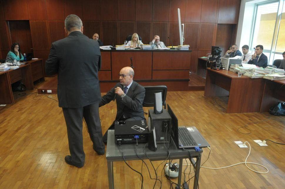 Caso Chocobar: Uno de los acusados interrogó a dos testigos