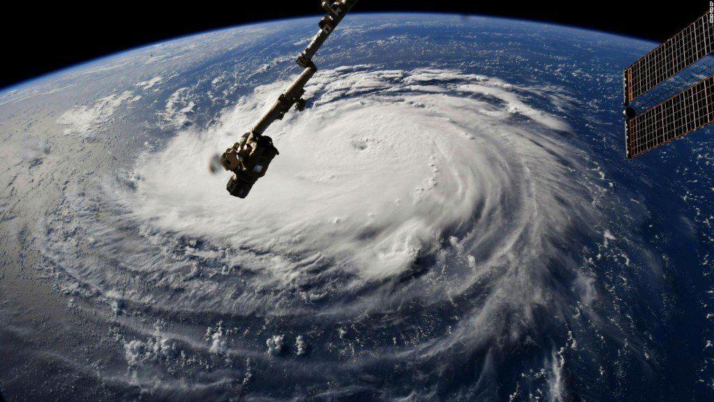 El Huracán Florence tiene todos los ingredientes para convertirse en una tormenta catastrófica