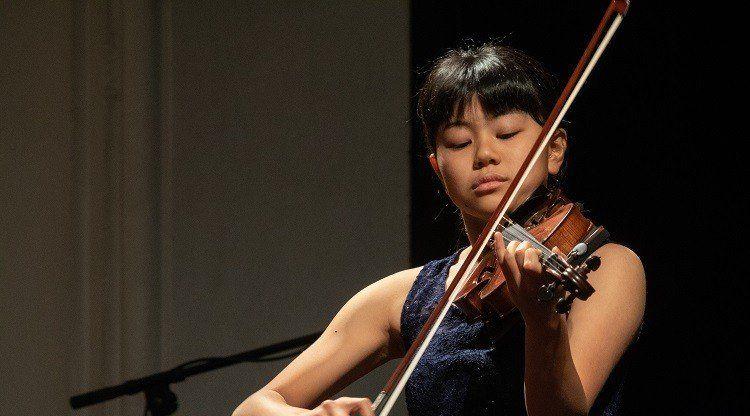 Los ganadores del concurso de violín tocarán con la Sinfónica