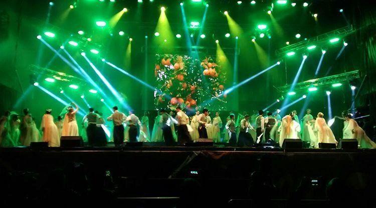 El folklore estará presente en la Fiesta Nacional del Limón