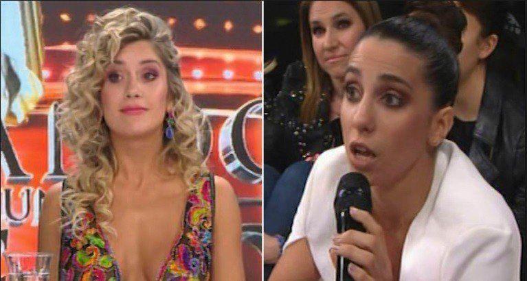 Tras el escándalo, Cinthia Fernández renunció al Bailando