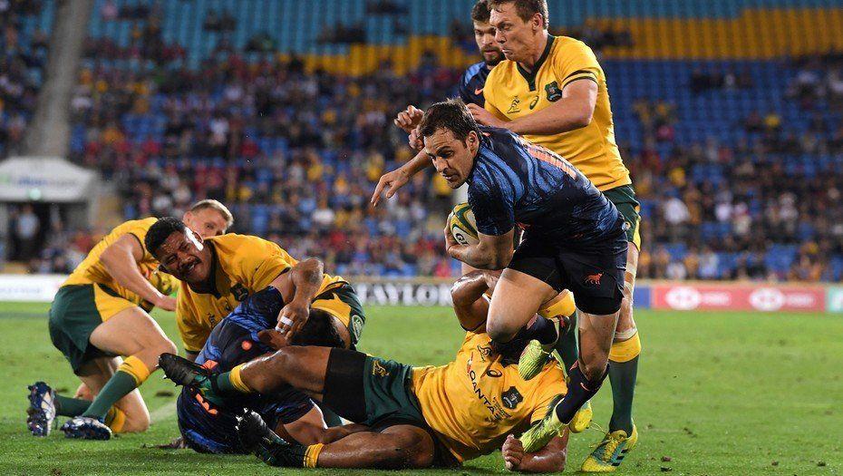 Rugby Championship: Histórica victoria de Los Pumas ante Australia