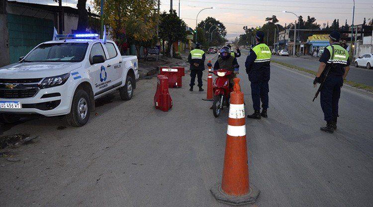 Durante el fin de semana la Policía incrementa los controles