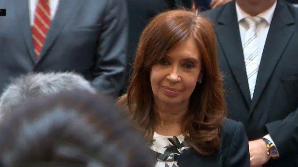 Preparan el desafuero de Cristina Kirchner por la causa de los cuadernos