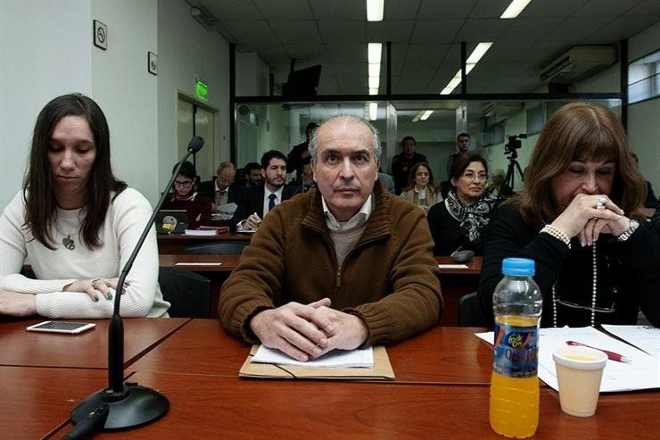 José López declaró que los bolsos que llevó al convento eran de Cristina Kirchner