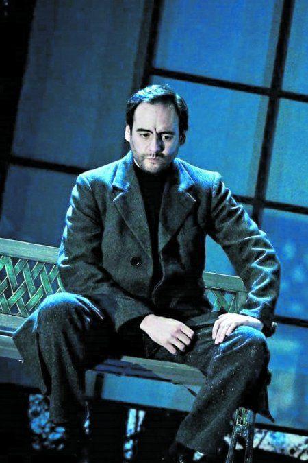 El tenor Pablo Bemsch esta noche interpretará La buena canción