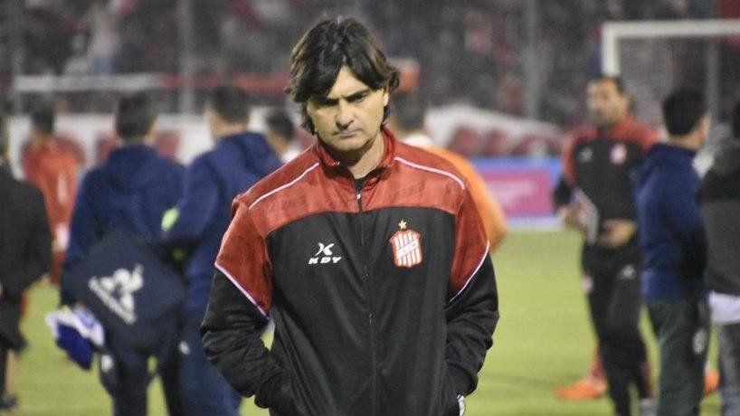 Forestello dejó de ser director técnico de San Martín