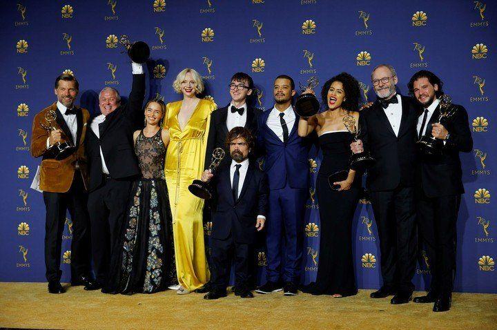 Premios Emmy 2018: Game of Thrones se convirtió en la mejor serie de drama