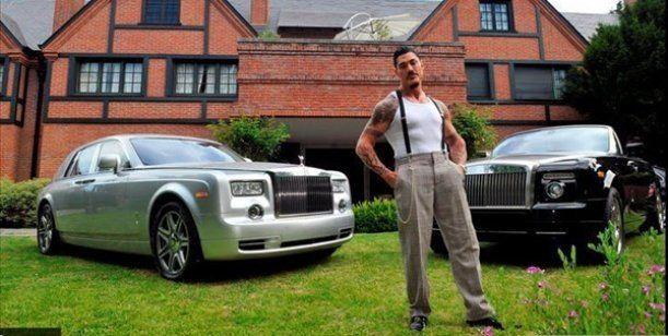 Uno de los lujosos autos de Ricardo Fort está a la en venta