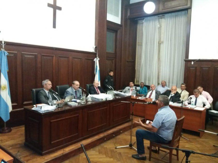 En la audiencia oral número 100 por Paulina detuvieron a otro testigo