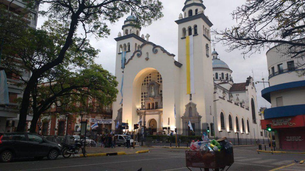Tucumán ya empezó a vivir la fiesta de Nuestra Señora de La Merced