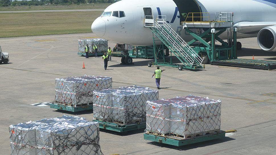 Desde octubre, saldrán tres o cuatro vuelos con arándanos hacia el mercado internacional