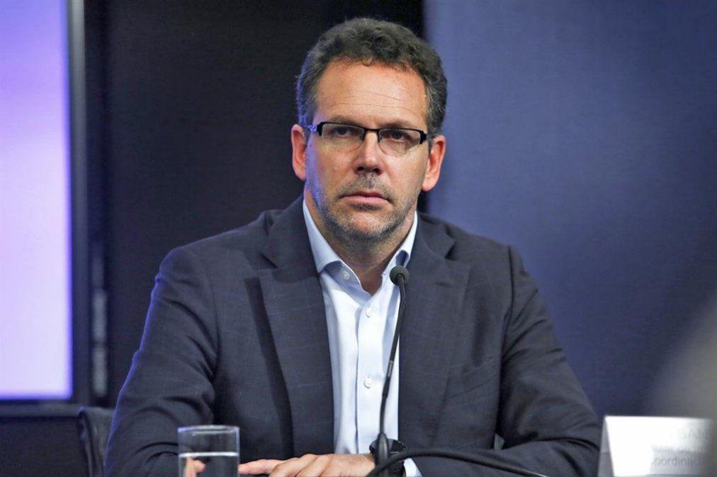 Guido Sandleris: El objetivo principal es reducir la inflación