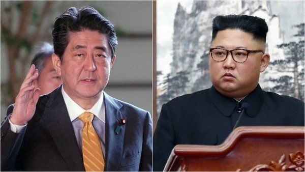 El primer ministro japonés está dispuesto a reunirse con Kim Jong-un
