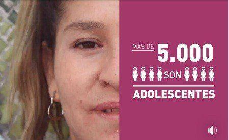 En Tucumán, de 5 mil embarazos adolescentes, el 68% no fue planificado